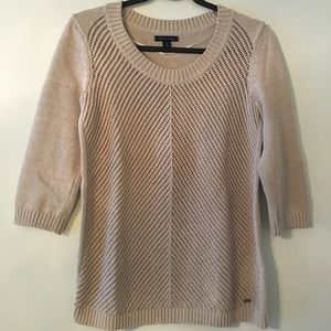 Tommy Hilfiger Sweater cream color size S
